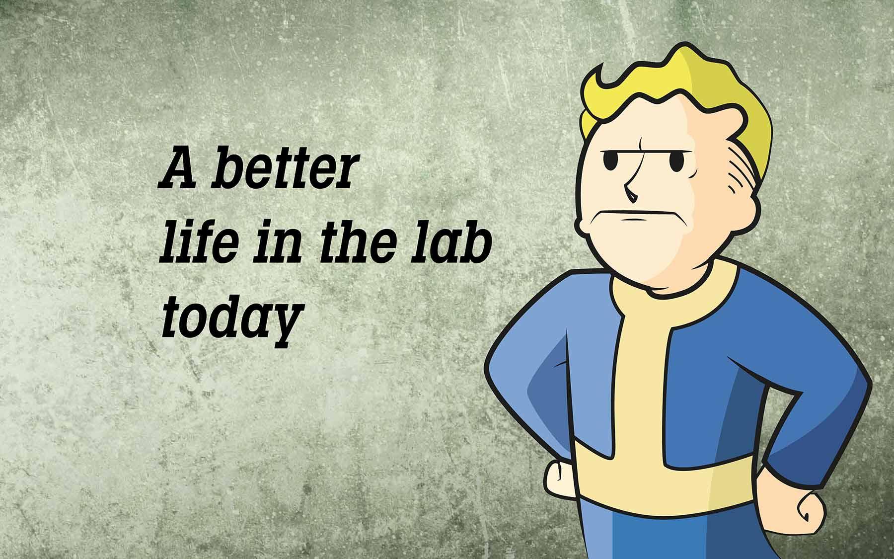 Lab life 2149