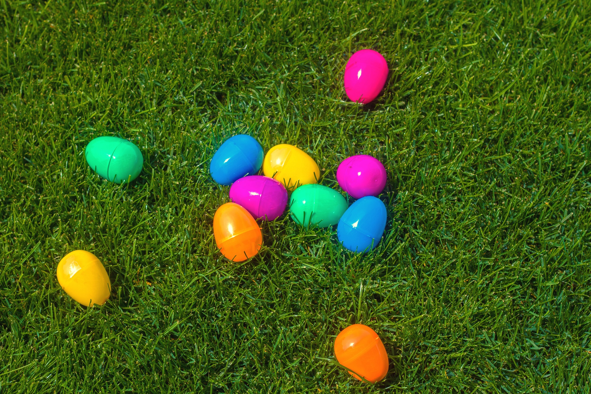 Science easter eggs